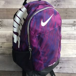 Nike Max Air Purple Backpack